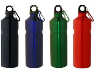 Aluminum Sport Water Bottle with FDA Test Report pictures & photos