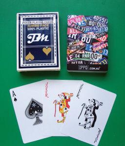 Plastic Bridge Club Poker Cards pictures & photos