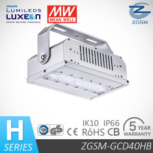 40W SAA/TUV Certificated LED Highbay Light with Motion Sensor pictures & photos