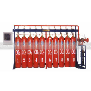 High Pressure CO2 Fire Suppression System pictures & photos