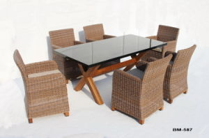 Wicker Furniture Outdoor Restaurant Furniture pictures & photos