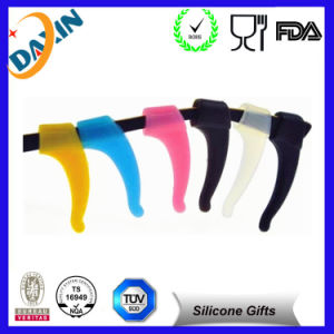 Wholesale Adjustable for Eyeglasses Frame Silicone Ear Lock pictures & photos