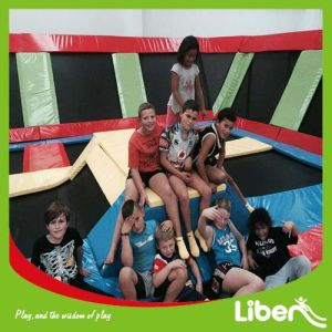 2014 New Design Used Indoor Children Trampoline Centre pictures & photos