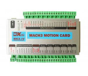 3-Axis Motion Control Card CNC Mach3 USB Card Xhc-MK3-IV pictures & photos