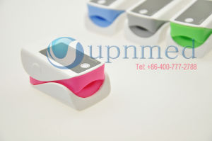 China Fingertip Pulse Oximeter, Pink pictures & photos