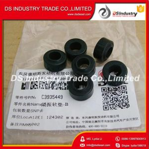 Truck Spare Parts 6bt Rubber Vibration Isolation Cushion 3935449 pictures & photos