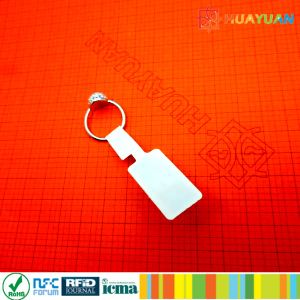 Free samples 860-960MHz H3 PVC UHF RFID Jewelry Tag for inventory Management pictures & photos