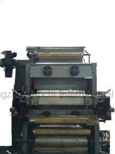 High Speed Single Color Flexographic Printing Machine (WS801-700GS) pictures & photos