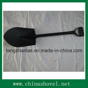Shovel Railway Steel One Piece Steel Handle Shovel Spade pictures & photos