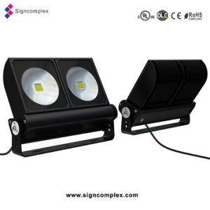 New High Power 200W COB LED Projecting Light with UL Dlc Ce RoHS 5 Warranty Years pictures & photos