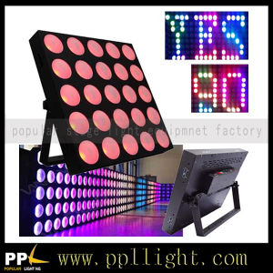 25PCS 30W RGB COB Matrix Blinder LED Light pictures & photos