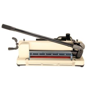 YG-858 A3 Layer Manual Guillotine A3 Paper Cutter Machinery pictures & photos