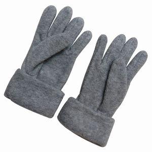 Children Fashion Polar Fleece Knitted Winter Warm Gloves (YKY5432) pictures & photos