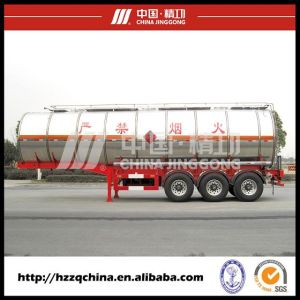 Liquid Tanker Material Semi-Trailer, Tank Truck Available pictures & photos