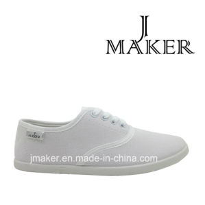 2016 Fashion Canvas Casual Shoes F044-L pictures & photos