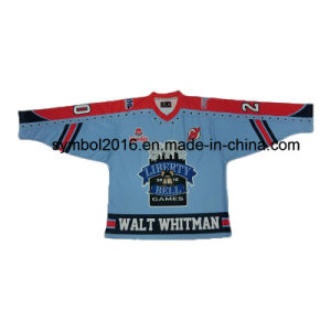 Custom Styles of Ice Hockey Full Sublimated Jersey