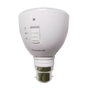 B22 4W Rechargeable LED Bulb with Remote Controller pictures & photos