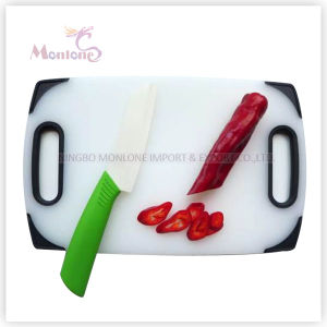 Plastic Cutting Board (31.8*20*0.95cm) pictures & photos