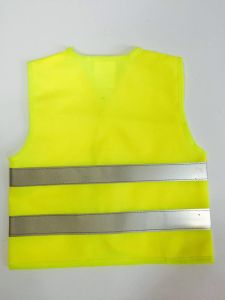 Traffic Safety Vest for Kids Made of Knitting Fabric pictures & photos