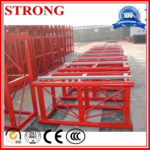 U-Model Structure Construction Hoist/Ilding Lifter/Ilding Elevator Mast Section pictures & photos