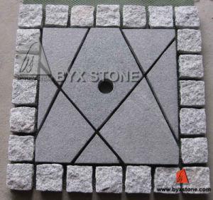 G654 + G603 Grey Granite Walkway Garden Paving Stone pictures & photos