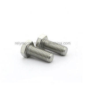 Stainless Steel 304 Bolts/Hex Bolt/Hex Head Bolts M8 pictures & photos