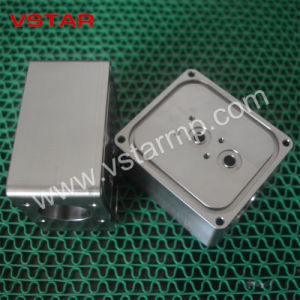 High Standard Customized CNC Machined Part for Car Accessory pictures & photos