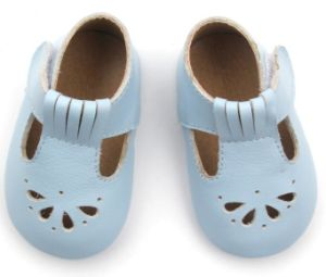 Fashion Design Baby Soft Sole Infant Dress Shoes