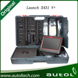 Global Version Launch X43 V+ Scanner X431 Scanner with WiFi/Bluetooth Full System pictures & photos