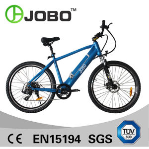 350W Moped with Pedals Electric Bicycle MID Motor (JB-TDE15L) pictures & photos