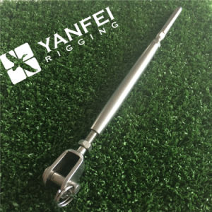 Stainless Steel Jaw and Jaw Turnbuckle pictures & photos