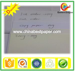 white paper/Bond paper/Skid Packing 70lbs Bond Paper pictures & photos