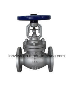 ANSI Standard Bellow Seal Globe Valve pictures & photos