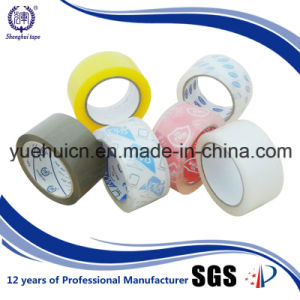 48mic Thickness Strong Adhesive Packaging Tape pictures & photos