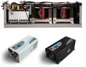 Home Power Supply 6000W Soalr Inverter with Charger pictures & photos