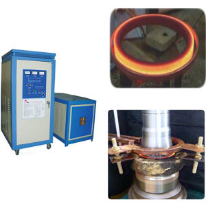 Supersonic Frequency Lathe Guide Induction Heating Quenching Machine pictures & photos