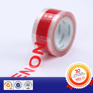 BOPP Custom Design Logo Printed Packing Tape pictures & photos