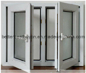 Top Selling High Quality Cheap Price UPVC Casement Window pictures & photos