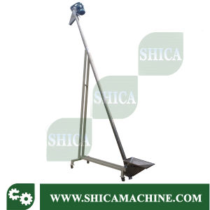 Screw Feeding Machine / Screw Loader for Plastic pictures & photos