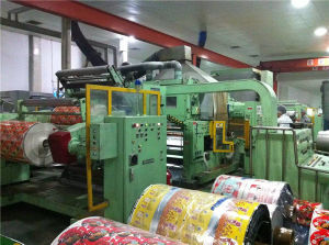 Second Hand High Quality Extrusion Laminator for Plastic Film in Sale pictures & photos