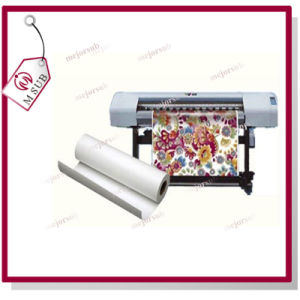 12′′ 24′′ 80 100 120GSM Speed Dry White Sublimation Paper Roll pictures & photos