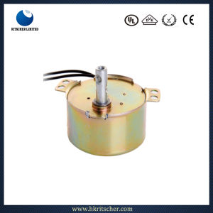 Synchronous Motors Micro-Wave Oven Turn Plate Gear Motor for Heater pictures & photos