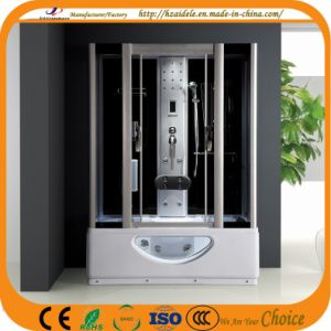 Massage Bathtub Together with Shower Cabin (ADL-8308B) pictures & photos