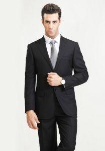 Business SIM Fit Men′s Suit pictures & photos