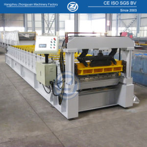Roofing Sheet Profile Machine for Roof Roll Forming Machine pictures & photos