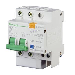 Miniature Circuit Breaker 1p Dz47le-63 pictures & photos