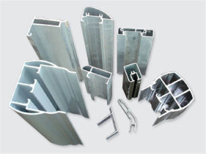 Various Design 6063 T5 Aluminum Profile pictures & photos