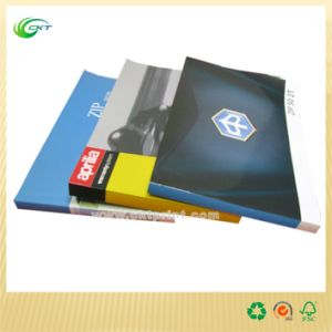 Customized Soft Cover Book Printing with Full Color Printing (CKT-CB-610) pictures & photos