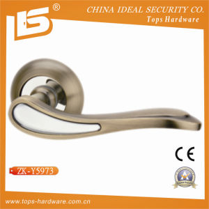 Door Handle on Rose Furniture Handle (ZK-Y5973) pictures & photos