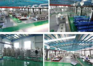 Complete Mineral Water Beverage Juice Soft Drink Filling Line pictures & photos